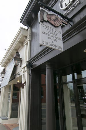 Howell-based Adam Merkel Restaurants, shown Tuesday, May 5, 2020,  sued four former employees for defamation for comments they posted on Facebook.