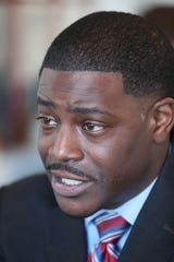Milwaukee County Executive David Crowley
