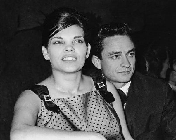 The 2020 documentary 'My Darling Vivian' tells the story of Johnny Cash's first wife, Vivian Liberto.