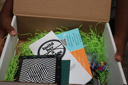 The Build Her a Bridge mental health boxes will go to nonprofits across Middle Tennessee and in west Tennessee.