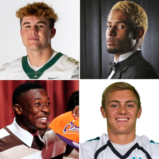 A look at some of the players in consideration for the Naples Daily News Football Offensive and Defensive Players of the Decade.