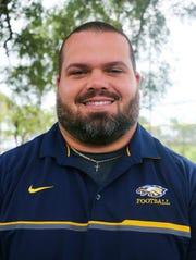 Rick Martin, Naples High School head football coach