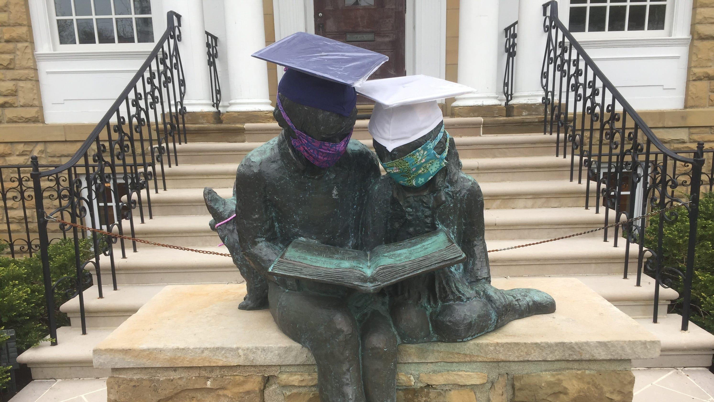 Coronavirus: Granville High School to have virtual ceremony, more