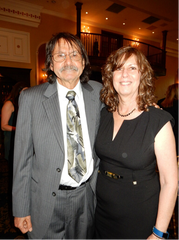 Teaneck resident Arthur Freiman, who died on April 26 from COVID-19, seen here with his wife Jeanne.