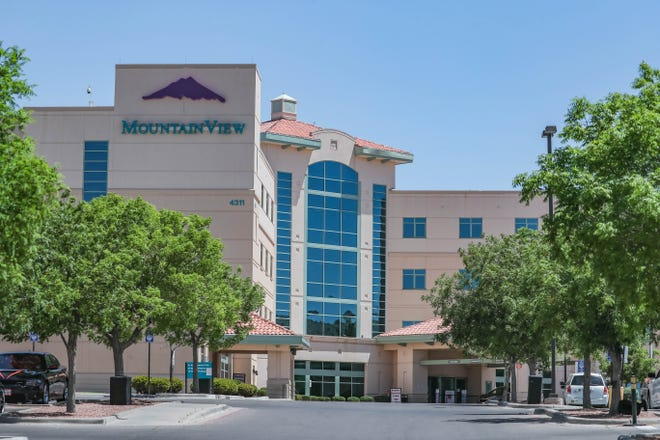 MountainView Regional Medical Center is pictured in Las Cruces on Tuesday, May 5, 2020.