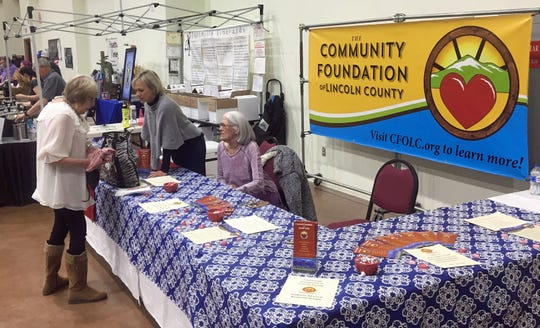 Anonymous donations to the Community Foundation of Lincoln County benefits local food banks.