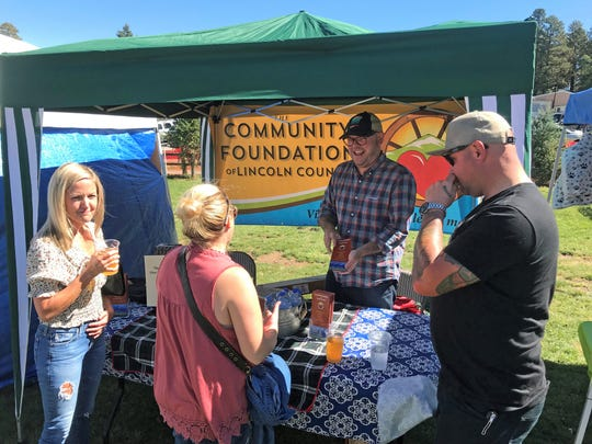 The Community Foundation expanded its outreach during local fund raisers.