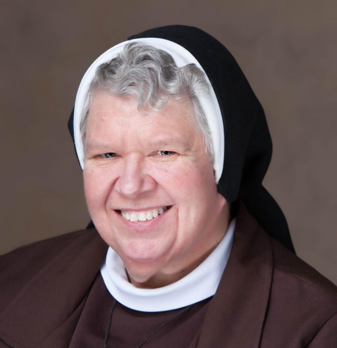 SisterVictoria Marie Indyk.