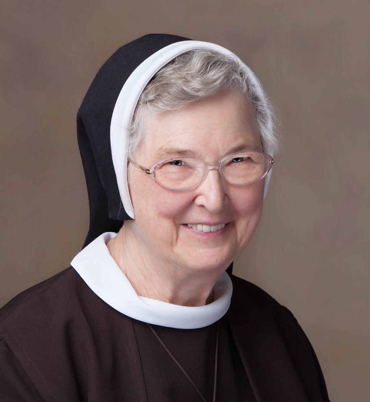 Sister Mary Clarence Borkoski.