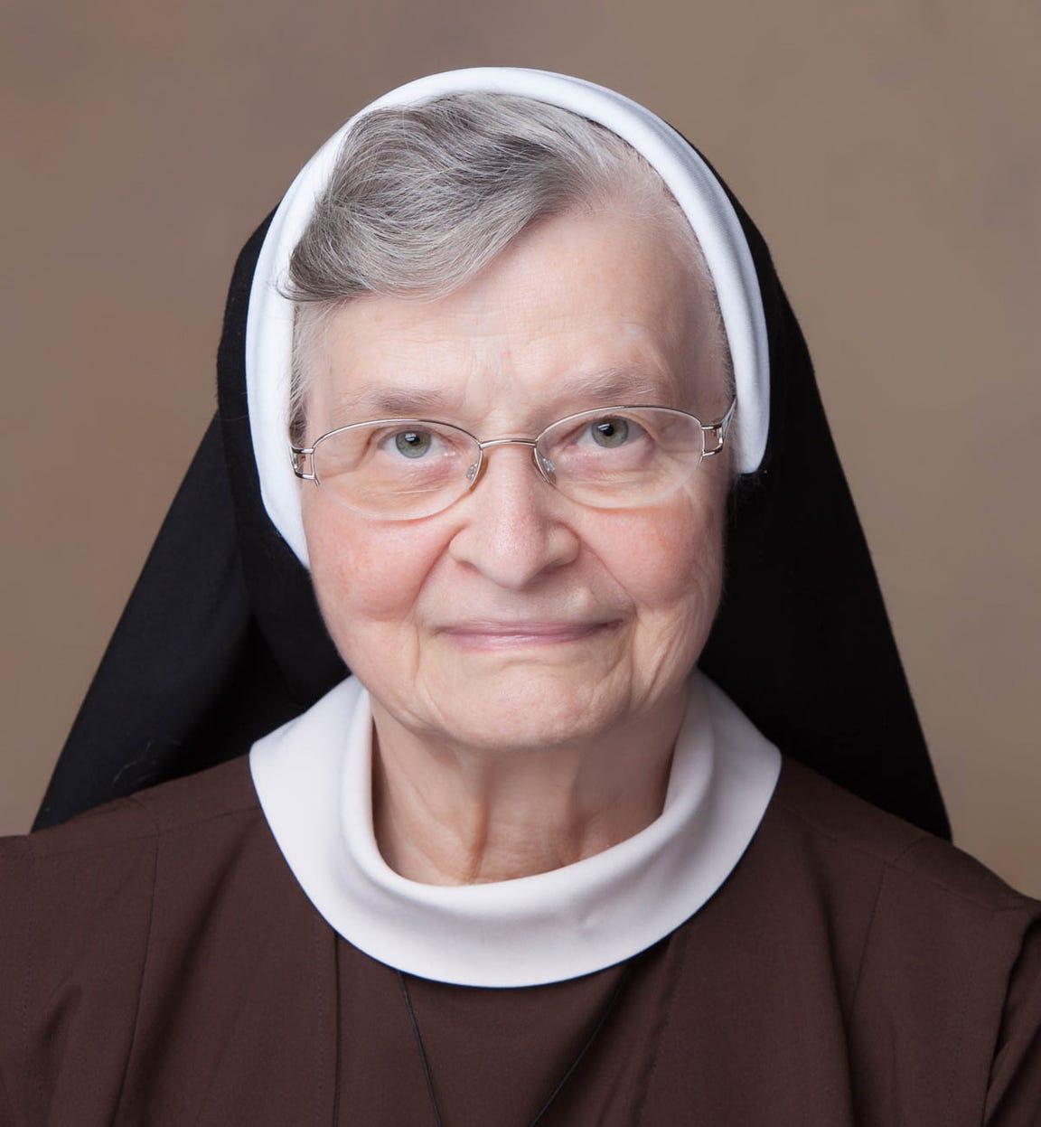 SisterRose Mary Wolak.