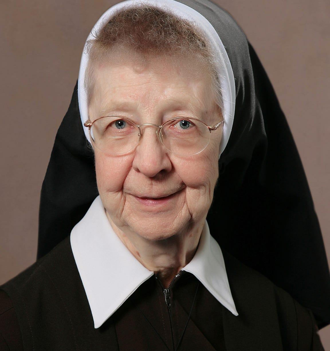 Sister Mary Patricia Pyszynska.