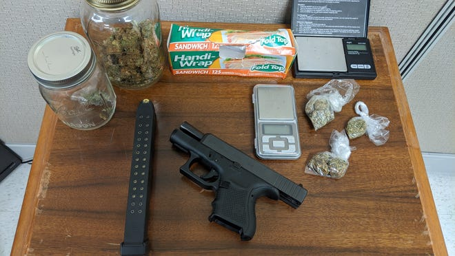 The St. Landry Parish Sheriff's Office recovered drugs and weapons in recent arrests.