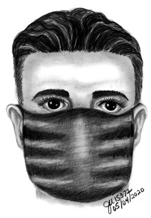 Chandler police released a sketch of a man wanted for a sexual assault.
