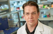 David Engelthaler is co-director of TGen's Pathogen and Microbiome Division, the institute's infectious disease branch.