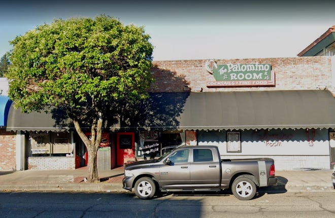 The Palomino Room, a longtime restaurant on Main Street in Red Bluff, was cited twice over the weekend for alleged violations of restrictions on serving customers in its dining room.