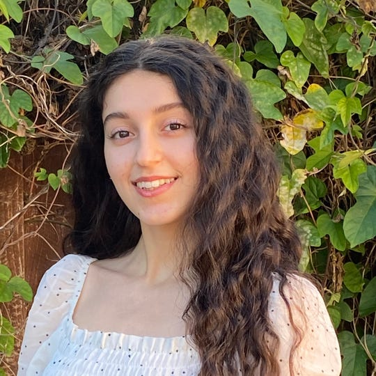 Hartnell sophomore Jenel Fraij earned the prestigious Cooke Foundation Scholarship this year for when she transfers to UCLA this fall. May 1, 2020.
