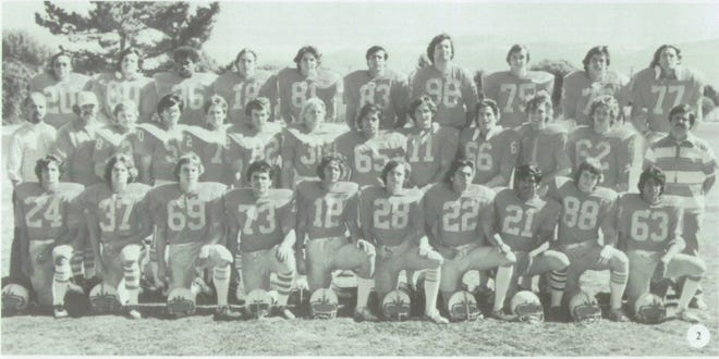 The 1977 football season was Norm Costa's first with the Chieftains. Decades later, he'd built them into the premier program in Monterey County.