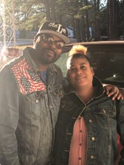 Miska and Jilna Jean Baptiste were together for 18 years before Miska died of COVID-19 in April. He worked at a Salisbury poultry plant. Despite feeling sick and feverish, he was let in to work for four days until his wife made him stay home.
