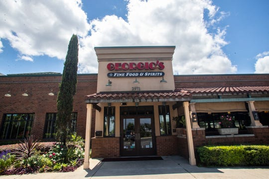 Georgio's Fine Food and Spirits has been operating in Tallahassee since 1966.