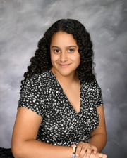 Xandria Cortez is a senior on the Exeter High School track and field team.