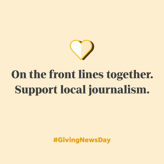 May 5 is being called #GivingNewsDay by the journalism industry to drive support for local news organizations that are supporting their communities.