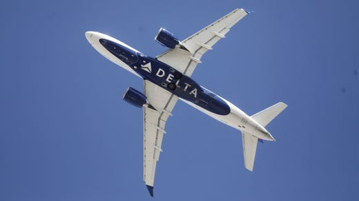 "<strong>Delta Air Lines: </strong>The Atlanta-based carrier began requiring passengers to <a href=""https://www.usatoday.com/story/travel/2020/07/17/delta-require-pre-flight-evaluation-exceptions-mask-policy/5462001002/"">wear masks</a> on May 4.&nbsp;<br /> <strong>Who has to wear a mask?</strong>&nbsp;Everyone. Anyone who books a&nbsp;<a href=""https://www.usatoday.com/story/travel/airline-news/2020/07/14/delta-ceo-zero-layoffs-possible-promises-ongoing-empty-middle-seats/5431023002/"" rel=""noopener"" target=""_blank"">Delta</a>&nbsp;flight who requests an exemption from the mask requirement must undergo a medical evaluation at the airport before boarding. The airline encourages passengers who can't wear a mask for medical reasons to reconsider traveling.<br /> <strong>Where do you have to wear a mask?</strong>&nbsp;Customers must don masks beginning at the &quot;check-in lobby and across Delta touchpoints including Delta Sky Clubs, boarding gate areas, jet bridges and on board the aircraft for the duration of the flight except during meal service,&quot; <a href=""https://www.delta.com/content/www/us/en/travel-update-center/overview.html"" target=""_blank"">according to the airline's travel advisory page</a>.<br /> <strong>Do you need to bring your own mask?</strong> Yes, though <a href=""https://news.delta.com/facecoverings?src=facemasksnewshub1/overview/#experience"" target=""_blank"">Delta will provide masks to any passenger who needs one</a>."