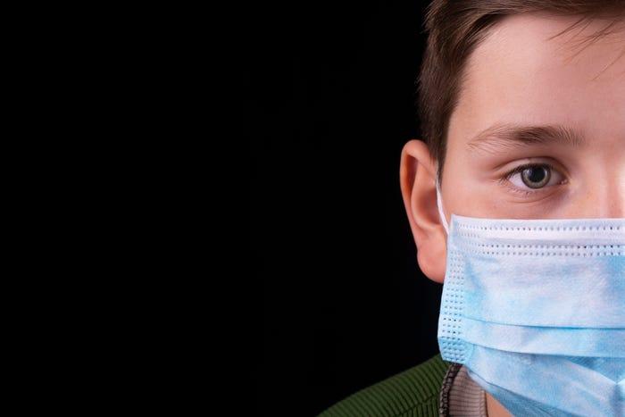 Fact check: Face masks do not weaken the immune system