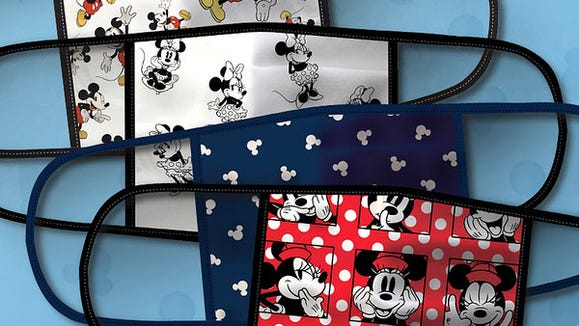 These classic prints are for a true Disney fan.