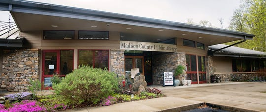 Named the Best Small Library in America by Library Journal in 2018, the Madison County Public Library is one of just six in North Carolina to offer some services during the first weeks of the coronavirus pandemic.