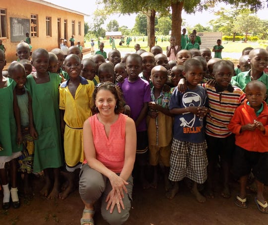 "Hinesburg teacher Mary Muroski started a nonprofit to help Ugandan families. The need is greater than ever due to the coronavirus pandemic. ""We didn't want the hundreds of kids we're supporting to suffer from malnutrition,"" Muroski said."