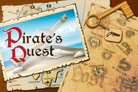 Pirate's Quest was created by a Hawthorne gamemaker.