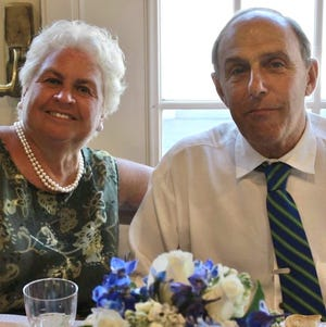 Gregory Rupp has been hospitalized for five weeks with COVID-19. He and his wife, Carol Rupp, live with their daughter in Burlington.