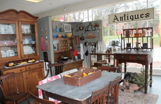 Miller's Antique Market had been in operation for more than 30 years on South Broadway Street in Lebanon.