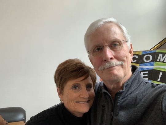 Diane and Larry Potter were assisted by contact tracers from the Linn County Health Department after Larry was sickened by COVID-19 in March