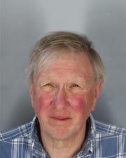 Rex Gomoll, man who wiped his face on Dollar Tree clerk.