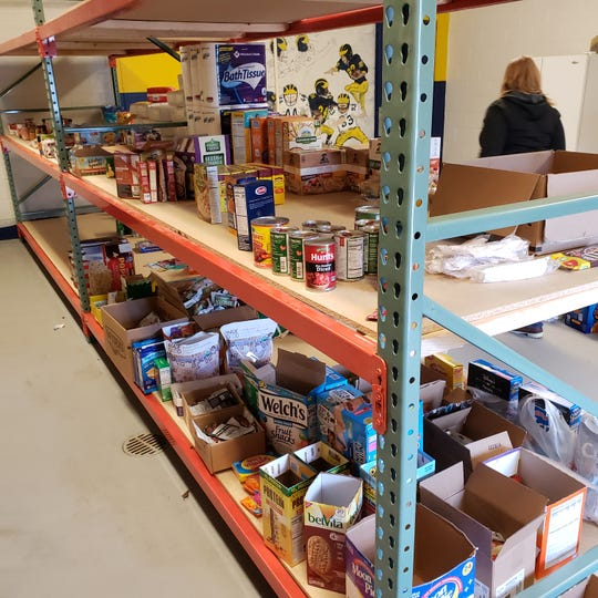The Madison Heights Food Pantry has helped more than 3,000 people.