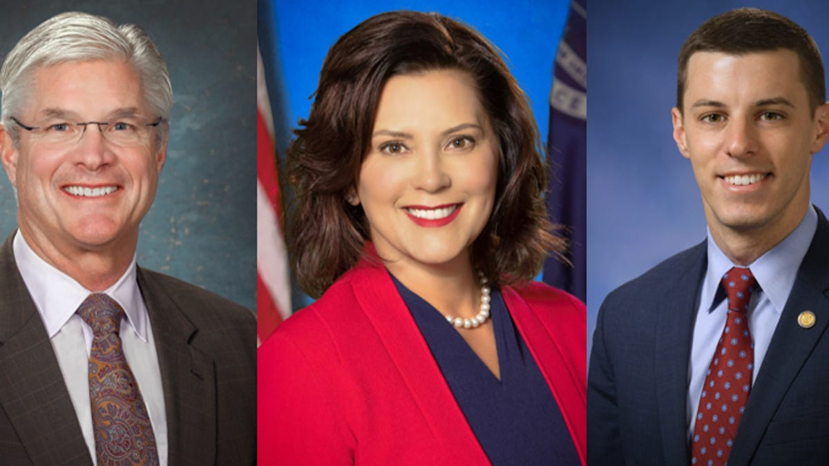 Whitmer Impeachment Resolution Introduced But Key Republicans Oppose
