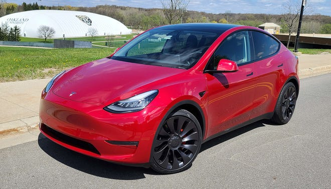 The Tesla Model Y is the standard that every other electric SUV must match.