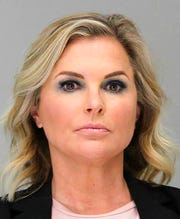 This Tuesday, May 5, 2020 booking photo provided by the Dallas County Sheriff's Office shows Shelly Luther.