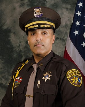 Curtis Childs, commander of corrective services for Oakland County