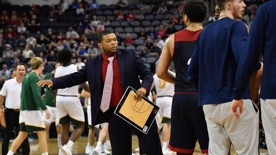Kevin Gant will remain an assistant coach on USI's staff after spending the past five seasons as an assistant under former head coach Rodney Watson.