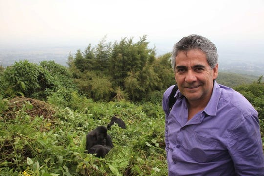 Indianapolis Prize finalist Gerardo Ceballos helped establish Mexico's Act for Endangered Species and protected habitats for the country's wildlife.