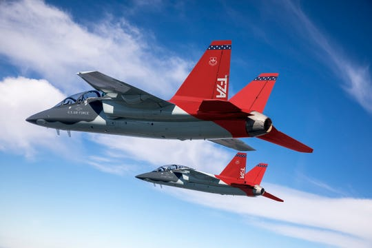 Saab Global Defense and Security Co. will produce its contribution to the production of the U.S. Air Force's T-7A Red Hawk in its new $37 million facility in Discovery Park District.