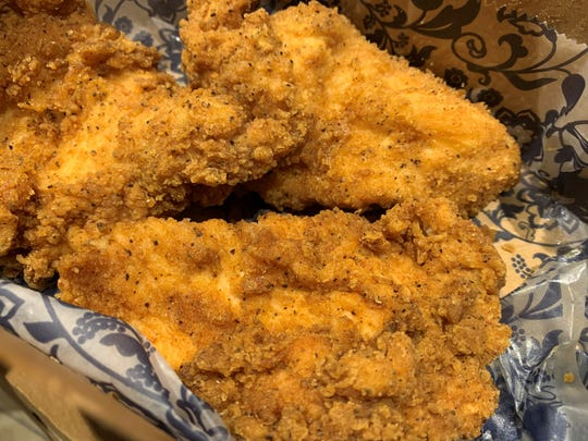 Sunday homestyle chicken is available every day of the week at Cracker Barrel in Naples.