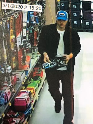 Wetumpka police are searching for the identity of this person, suspect of stealing over $4,000 from Walmart.