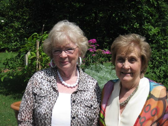 Vernice Bryan, right, joined close friend Gloria Riches in the real estate field in the early 1970s.