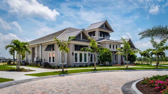 The Flamingo Club clubhouse is the center of the amenity rich Antilles.