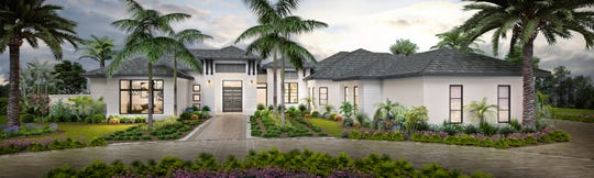 The Oak Hill model, by Seagate Development, is scheduled to be completed this spring.