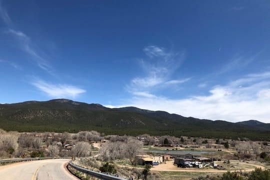 Picuris Pueblo in northern New Mexico