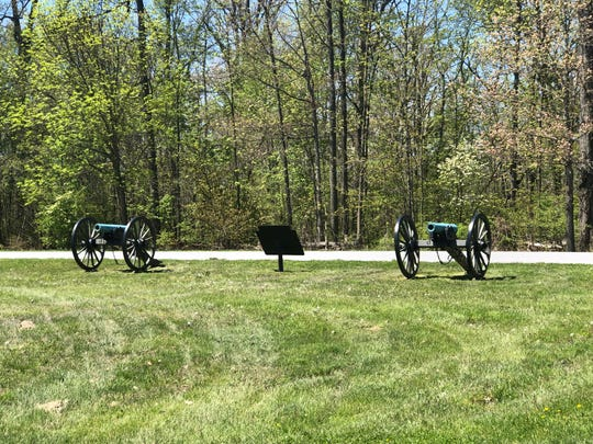 The Gettysburg Battlefield, roads and trails remain open in light of the coronavirus regulations.
